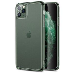 ESR Matte tempečervený glass   iPhone 11 Pro zelený zelený