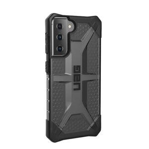 ( UAG ) Urban Armor Gear Plasma  Samsung S21 černý průsvitný