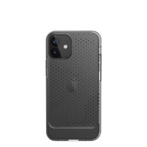 ( UAG ) Urban Armor Gear Lucent  iPhone 12 mini ash