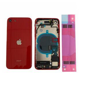 Apple iPhone SE 2020 - Zadní Housing - červený s předinstalovanými díly