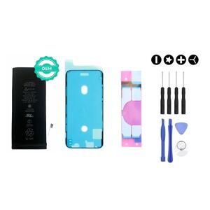 MULTIPACK - OEM Baterie iPhone XR + lepka pod displej + lepka pod baterii + sada nářadí