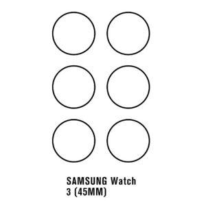 Hydrogel - ochranná fólie - Samsung Galaxy Watch 3 45mm