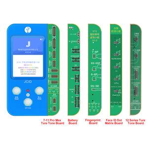 JC V1S - 5-IN-1 Programator - LCD, Battery, Fingerprint & Breakdown Analysis