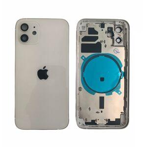 Apple iPhone 12 mini - Zadní housing (bílý)
