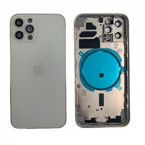 Apple iPhone 12 Pro - Zadní housing (bílý)