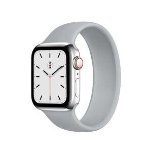 Řemínek pro Apple Watch (38 / 40mm) Solo Loop, velikost M - šedý