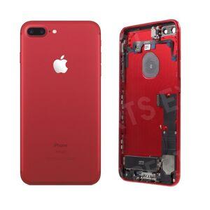 Apple Zadní kryt iPhone 7 Plus červený s malými instalovanými díly