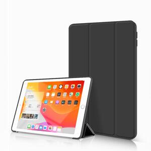 Trifold Smart Case - kryt se stojánkem pro iPad 1/2/3/4/5 - černý