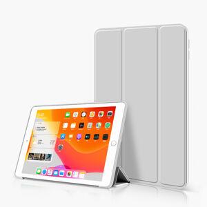 Trifold Smart Case - kryt se stojánkem pro iPad 10.2 (2019/2020) - šedý