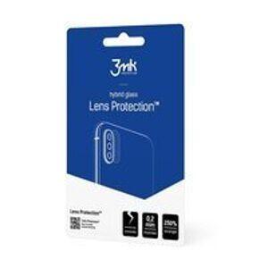 3MK 4x Hybridní flexibilní ochranné sklo zadní kamery - Huawei P40 Lite E
