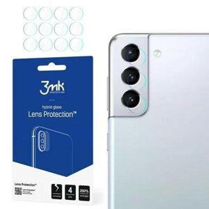 3MK 12x Hybridní flexibilní ochranné sklo zadní kamery - Samsung Galaxy S21+ 5G
