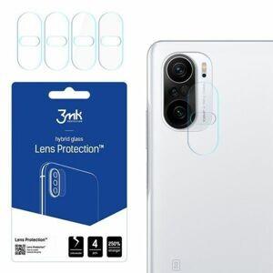 3MK 4x Hybridní flexibilní ochranné sklo zadní kamery - Xiaomi Mi 11 5G