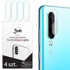 3MK 4x Hybridní flexibilní ochranné sklo zadní kamery - Samsung Galaxy A20e