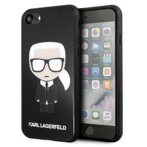 Original   KARL LAGERFELD KLHCI8DLFKBK  iPhone 7/8/SE 2020 černý