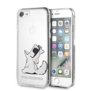 Original   KARL LAGERFELD KLHCI8CFNRC  iPhone 7/8/SE 2020 průsvitný
