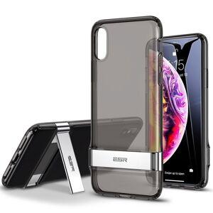 ESR Urbansonda Simplace   iPhone X / XS černý průsvitný