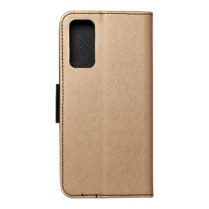 Fancy Book    Samsung S20 FE / S20 FE 5 zlatý / černý