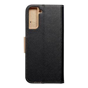 Fancy Book   Samsung S21 Plus černý / zlatý