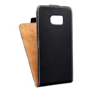 Flip Case SLIM FLEXI FRESH   Samsung S6 Edge (G925h) černý