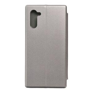 Book Forcell Elegance   Samsung Note 10 šedý