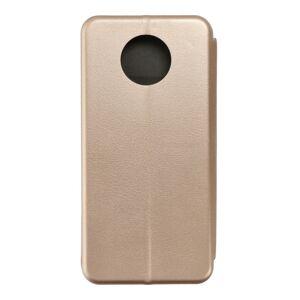 Book Forcell Elegance   Xiaomi Redmi Note 9T 5 zlatý