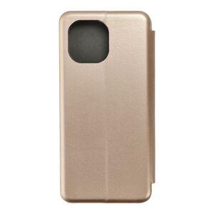 Book Forcell Elegance  Xiaomi MI 11 zlatý