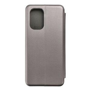 Book Forcell Elegance  Xiaomi Mi 11i / POCO F3 / POCO F3 Pro / Redmi K40 / Redmi K40 Pro šedý