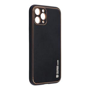 "Forcell LEATHER Case  iPhone 11 Pro ( 5,8"" ) černý"