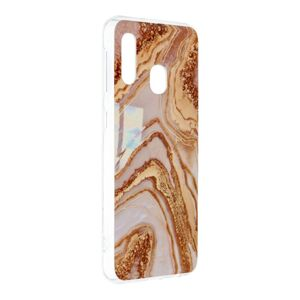 Forcell MARBLE COSMO Case  Samsung A20E design 09