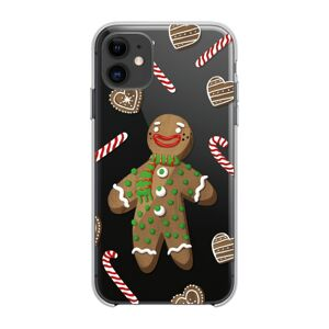 FORCELL WINTER  20 / 21  iPhone 7 Plus / 8 Plus gingerbread men