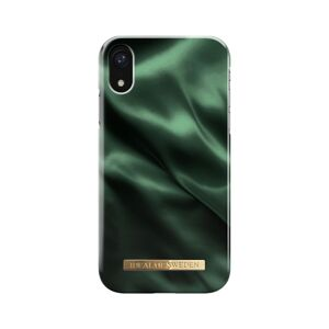 iDeal of Sweden   iPhone XR Emerald Satin
