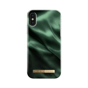 iDeal of Sweden   iPhone X / XS Emerald Satin