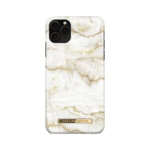 iDeal of Sweden  Fashion  iPhone 11 Pro Max zlatýen Pearl Marble