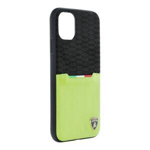 Original Back Cover Lamborghini URUS-D8 LB-TPUPCIP11P-UR/D8-BK iPhone 11 Pro zelený