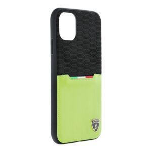 Original Back Cover Lamborghini URUS-D8 LB-TPUPCIP11PM-UR/D8-GN iPhone 11 Pro Max zelený