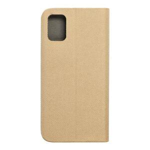 SENSITIVE Book   Samsung A51 zlatý