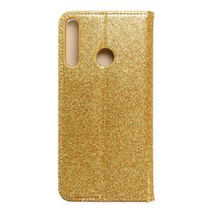 Forcell SHINING Book   Huawei P40 Lite E zlatý