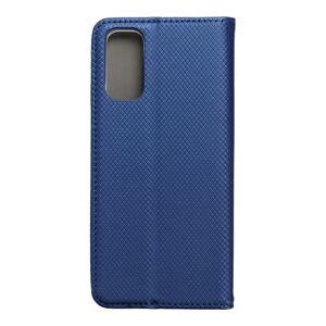 Smart Case Book   Samsung S20 / S11e  tmavomodrý modrý