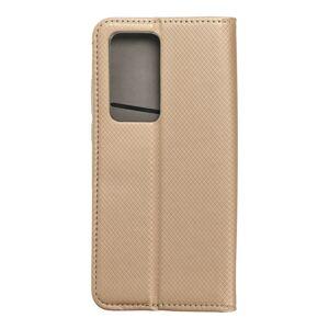 Smart Case Book   Huawei P40 Pro  zlatý