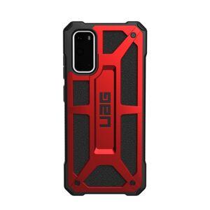 ( UAG ) Urban Armor Gear Monarch   Samsung S20 červený