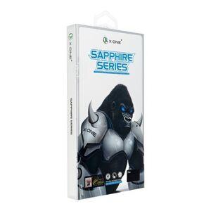 Safírové tvrzené sklo Sapphire X-ONE - extrémní odolnost oproti běžným sklům - iPhone 13 Pro Max