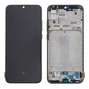 Displej + Dotykové sklo Xiaomi Mi A3 Black (Service Pack)
