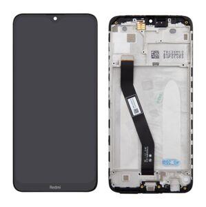 Displej + dotykové sklo Xiaomi Redmi 8A Black (Service Pack)