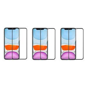 2+1 ZDARMA! 3PACK Ochranné tvrzené sklo - Apple iPhone X/XS/11 Pro